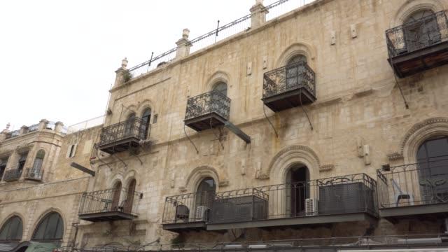 Ciudad-vieja-de-Jerusalén-Panorama-Barrio-cristiano