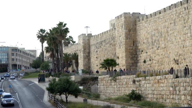 Jerusalem-Israel-at-the-Tower-of-David