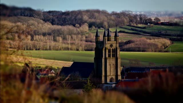 World-war-one-towns-and-villages-:-Loker-Flanders-Belgium