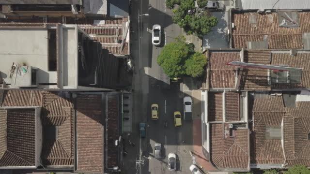 Aerial-drone-shot-of-Medellin-Bogota-Shot-in-4K