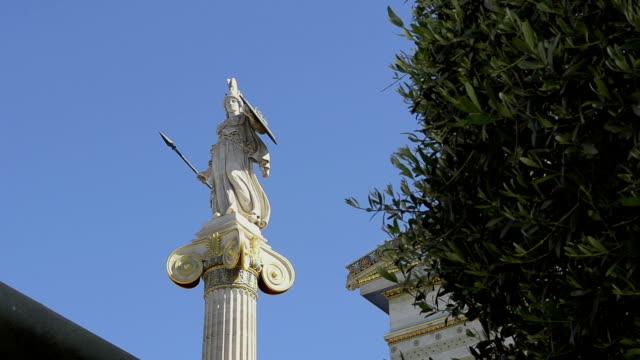 Athena-diosa-griega
