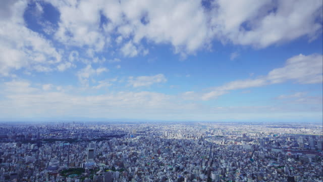 4K-Tokyo-Aerial-timelapse-skyscrapers---urban-view---Shibuya-Shinjuku