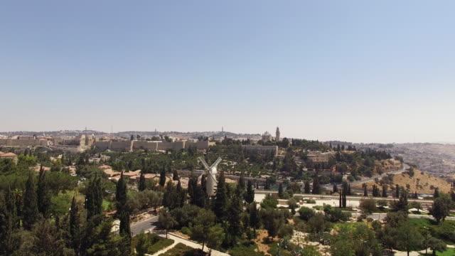Old-City-of-Jerusalem-in-Israel