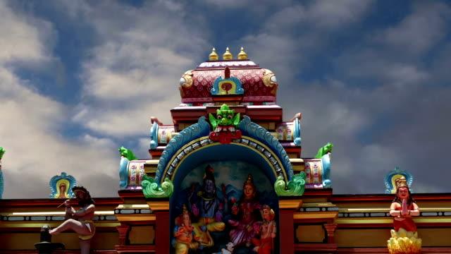 Traditional-Hindu-temple-South-India-Kerala