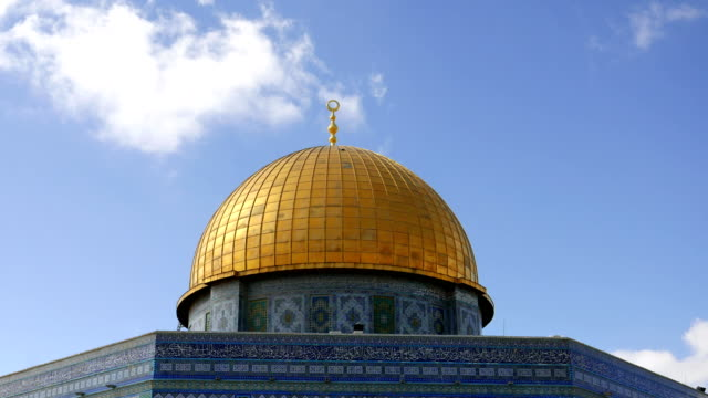 Dome-of-the-Rock-in-Jerusalem-over-Temple-Mount