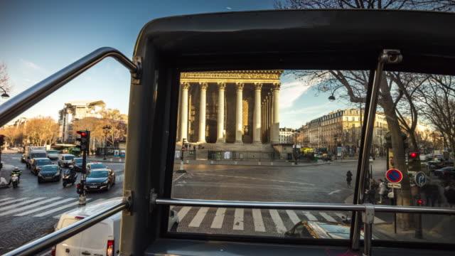 france-street-view-tourist-bus-paris-sunset-ride-panorama-4k-time-lapse