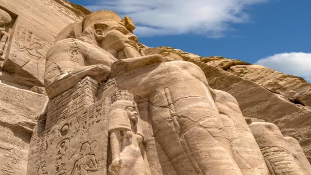"""Die-Tempel-von-Abu-Simbel-in-Ã""""gypten"""