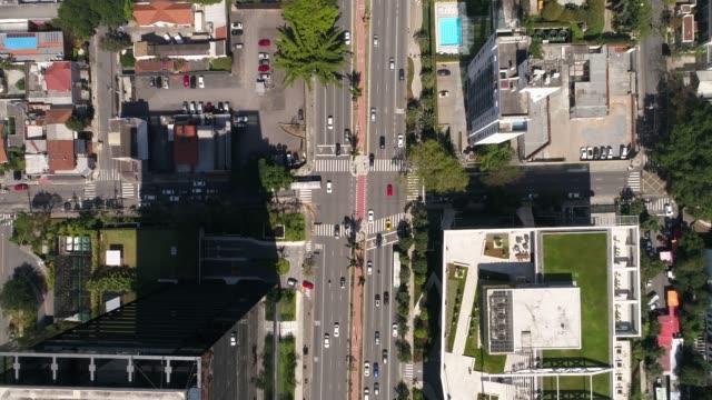 Top-View-of-Faria-Lima-avenue-in-Sao-Paulo-Brazil