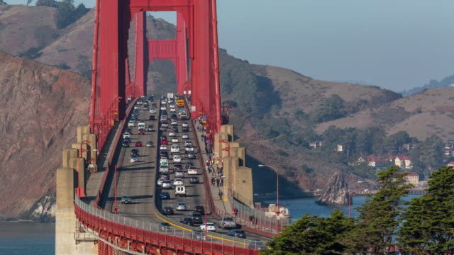 San-Francisco-Golden-Gate-Bridge-Traffic-Day-Timelapse