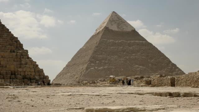 """die-Pyramide-des-Chephren-in-Gizeh-bei-Kairo-Ã""""gypten"""
