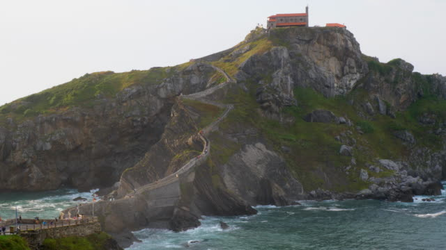 Gaztelugatxe-Island-Timelapse