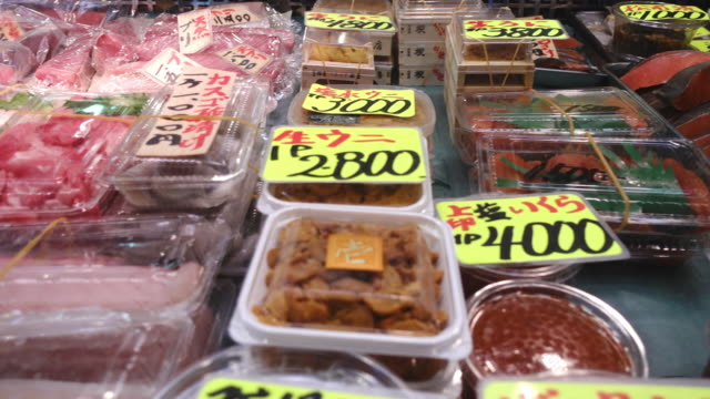Fish-and-prices-in-a-Japanese-fish-market