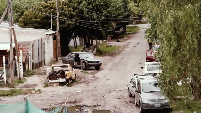 Chabolas-en-las-afueras-de-Buenos-Aires-(Argentina)-