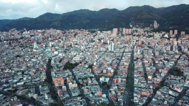 Vista-aérea-de-Bogotá-Colombia-