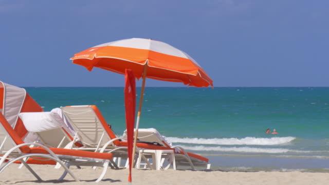 Usa-summer-day-miami-south-beach-umbrella-composition-4k