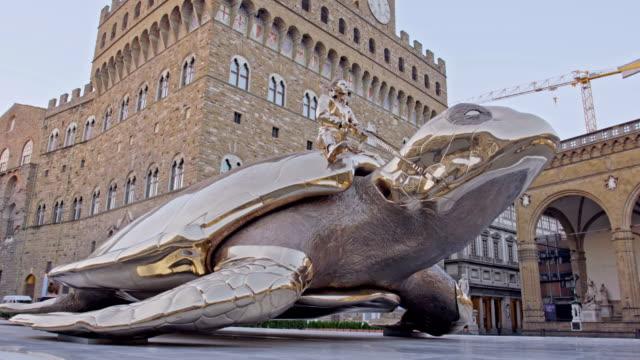 Vista-de-la-Piazza-della-Signoria-Palazzo-Vecchio-Florencia-