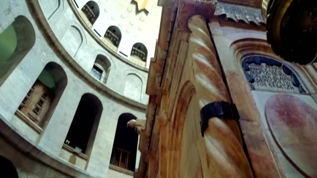 Cúpula-sobre-la-tumba-de-Empty-de-Jesús-en-Jerusalén