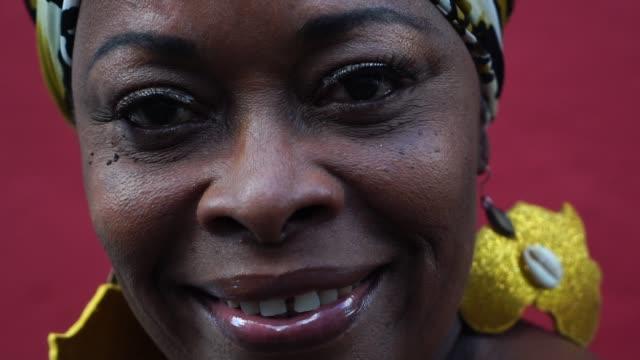 Portrait-Afro-Descendant