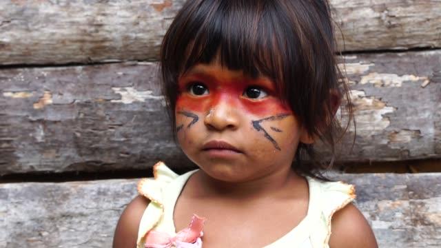 Cute-Native-Brazilian-Child-from-Tupi-Guarani-Tribe-Brazil