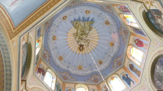 panorámica-de-techo-ortodoxo-de-la-Catedral