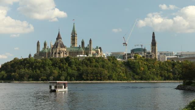 Parliament-Hill-in-Ottawa-Ontario-Canada