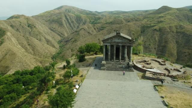 Ancient-Garni-Pagan-Temple-the-hellenistic-temple-in-Republic-of-Armenia-