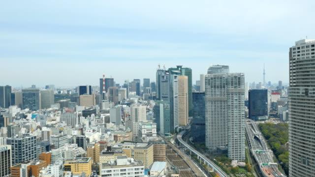 timelapse-of-Tokyo-city