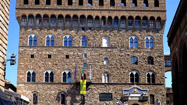 The-Palazzo-Vecchio-(Old-Palace)-Tuscany-Florence-Italy