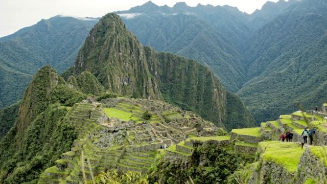 Timelapse-de-Machu-Pichu