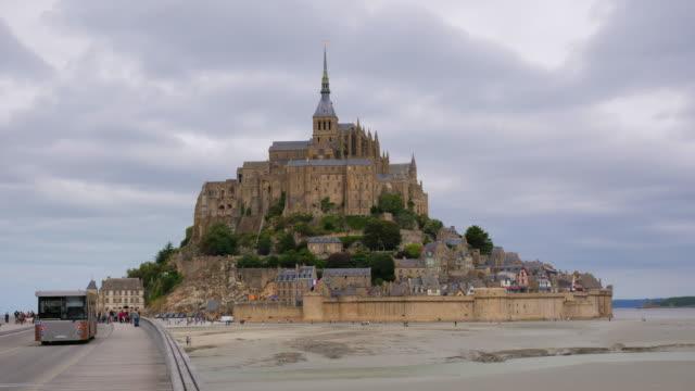 Mont-Saint-Michel-Timelapse