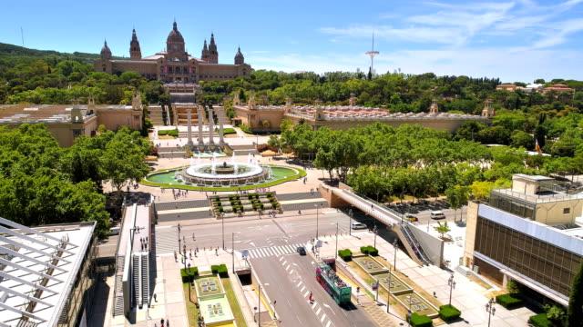 Fuente-mágica-de-Barcelona