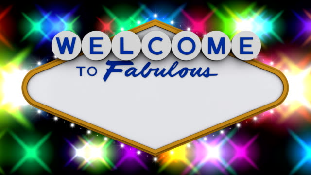 Welcome-to-fabulous-generic-sign