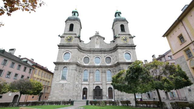 Dom-Sankt-Jakob-Cathedral-of-Innsbruck-Austria