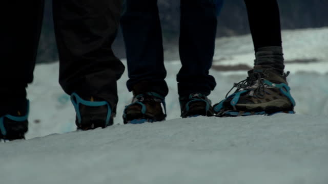 Ice-walking-in-a-glacier