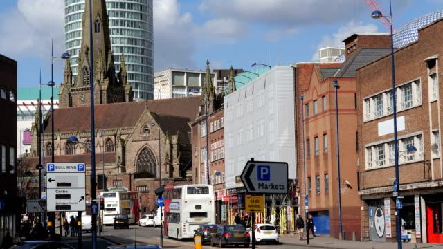 Centro-de-la-ciudad-de-Birmingham-Iglesia-de-San-Martín-