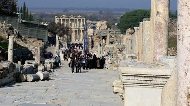 columns-street-ruins-of-the-ancient-Ephesus