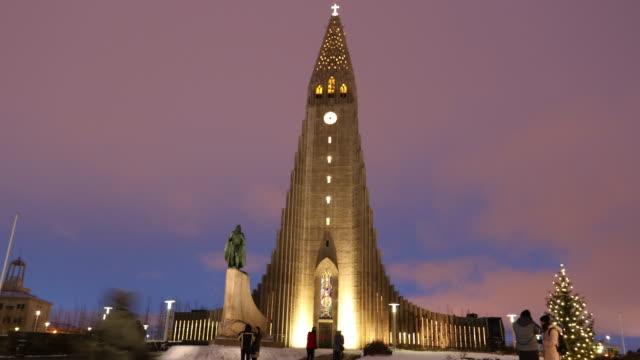 Church-of-Iceland-parish-church-in-Reykjavik