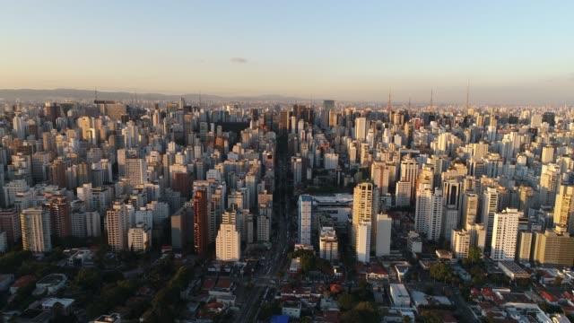 Aerial-View-of-Sao-Paulo-city-Brazil