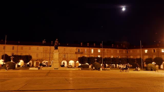 Vicoforte-Sanctuary---Time-lapse-side-facade-Cuneo-province-Piemonte-Italy