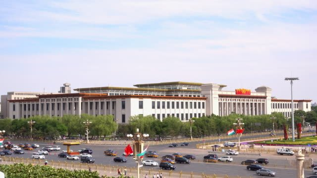 National-Museum-of-China-on-Tiananmen-Square-in-Beijing
