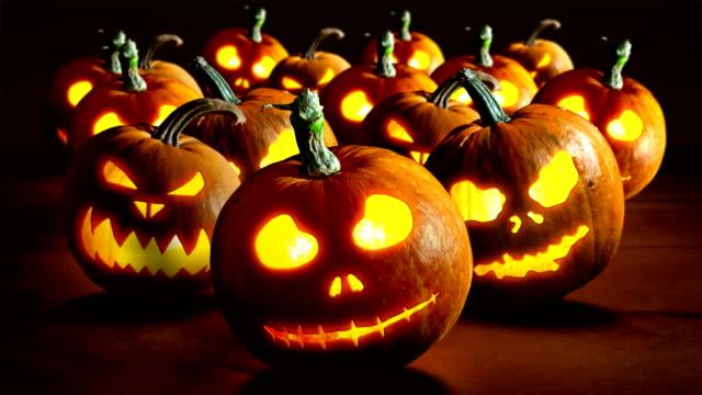 Calabazas-De-Halloween