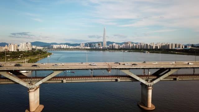 Aerial-View-of-Seoul-City-Skyline-South-Korea