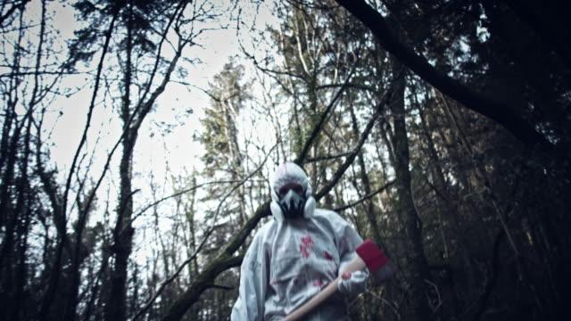 4K-Horror-Atomwissenschaftler-Killer-Ruhezeiten-Kamera-mit-Axt