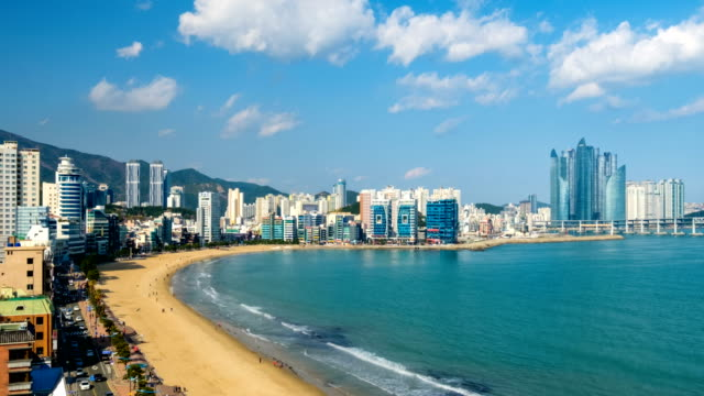 Busan-beach-South-Korea