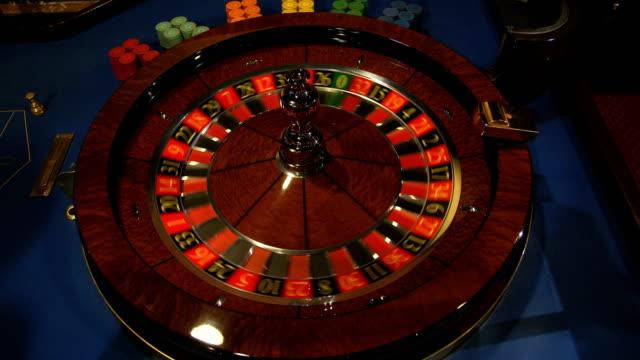 Roulette-wheel-spinning-inside-a-casino