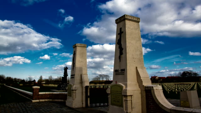 World-war-one-places-of-remembrance-:-french-national-cemetery