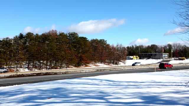 Timelapse-view-of-the-Masspike-Massachusetts-Turnpike-la-I-90