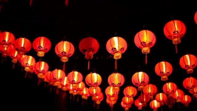 Linternas-chinas-en-Malasia