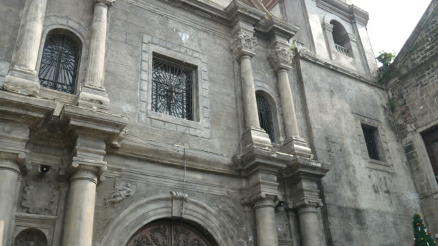 San-Agustin-Church,-Intramuros,-Manila,-Phillippines