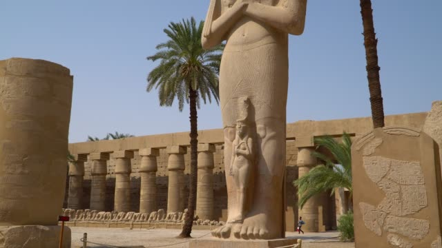 Karnak-Temple-in-Luxor-Egypt-The-Karnak-Temple-Complex-commonly-known-as-Karnak-comprises-a-vast-mix-of-decayed-temples-chapels-pylons-and-other-buildings-in-Egypt-